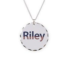 Riley Stars and Stripes Necklace