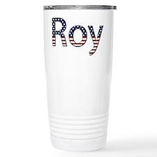 Roy Stars and Stripes Travel Mug