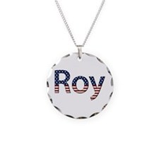 Roy Stars and Stripes Necklace