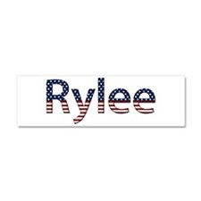 Rylee Stars and Stripes 10x3 Car Magnet