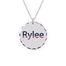 Rylee Stars and Stripes Necklace