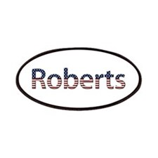 Roberts Stars and Stripes Patch
