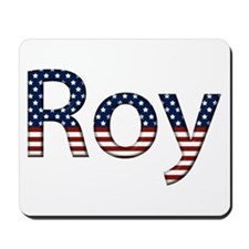 Roy Stars and Stripes Mousepad