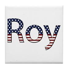 Roy Stars and Stripes Tile Coaster