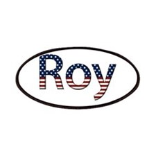 Roy Stars and Stripes Patch