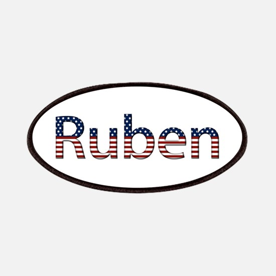 Ruben Stars and Stripes Patch