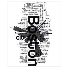 Describe Boston Poster