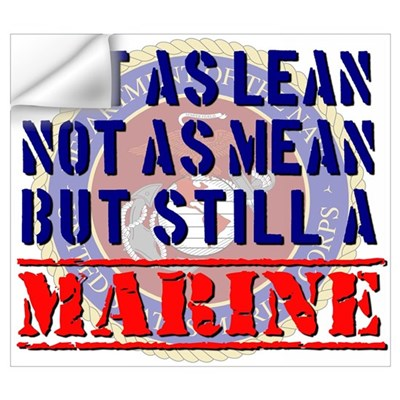 Marine Wall Decal