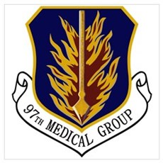 97th Medical Group Poster
