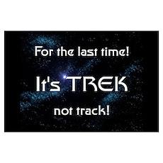 Star Trek Humor Poster