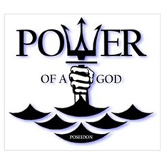 Power of Poseidon Poster