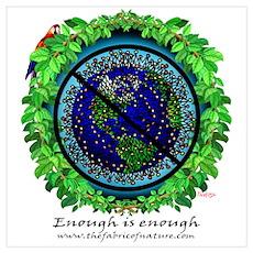 """""""Enough is Enough"""" Poster"""