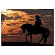 Sunset Rider Poster