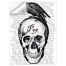 Raven Poe Wall Decal