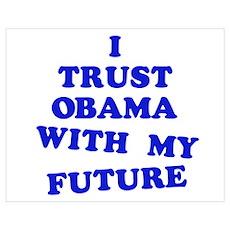 Obama Trust Poster