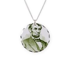 Abe Lincoln Necklace