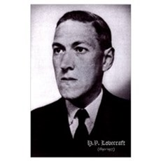 HP Lovecraft 11x17 Print Poster