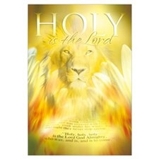 Christian : Holy is the Lord
