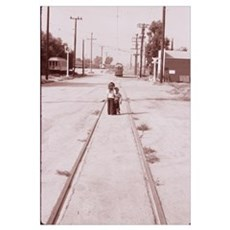 Kids on Tracks Poster