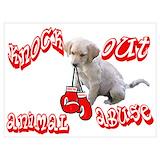 Animal abuse Posters