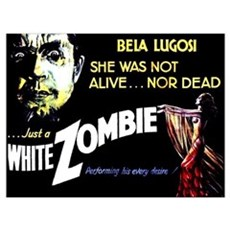 White Zombie [1932 Film] Canvas Art