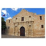 Alamo Wrapped Canvas Art