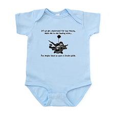 Tandem Seperate Infant Bodysuit