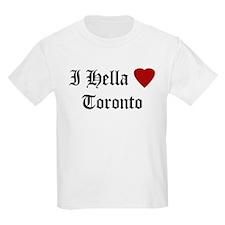 Hella Love Toronto Kids T-Shirt