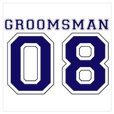 Groomsman '08 Poster
