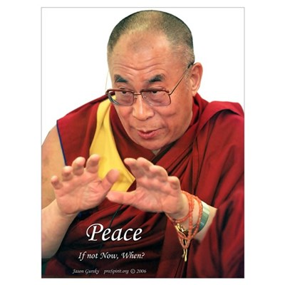 Peace - If not Now, When? Poster