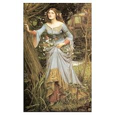 Ophelia (1905) Poster