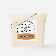 Cute All the hits Tote Bag