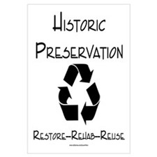 Preservation is Recycling