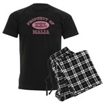 Property of Malia Men's Dark Pajamas