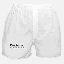 Pablo Stars and Stripes Boxer Shorts