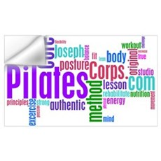 Pilates Corps Wall Decal