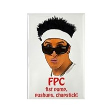 Jersey Shore Guido Rectangle Magnet