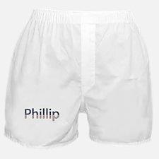 Phillip Stars and Stripes Boxer Shorts