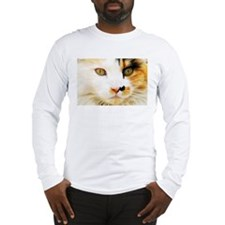 Calico Cat Long Sleeve T-Shirt