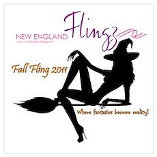 Flingz Poster