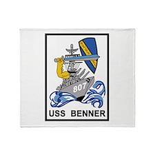 Unique Ben Throw Blanket
