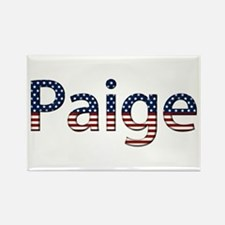 Paige Stars and Stripes Rectangle Magnet