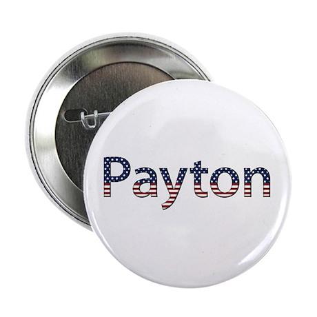 Payton Stars and Stripes Button