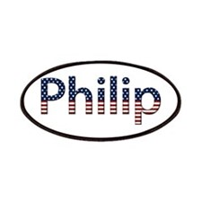 Philip Stars and Stripes Patch