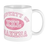 Property of Makena Mug