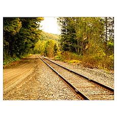 Railroad Poster