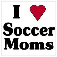 Soccer Moms Canvas Art
