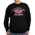 Property of Maggie Sweatshirt (dark)