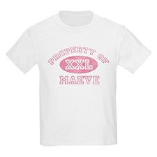 Property of Maeve T-Shirt