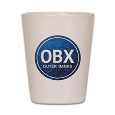 OBX - Outer Banks Shot Glass